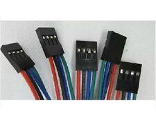 2PCS 70cm 4Pin Cable Set Female-Female Jumper Wire for Arduino 3D Printer Reprap