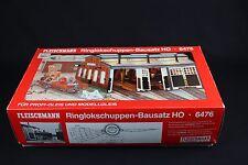 W450 FLEISHMANN Train MaquetteHo 6476 Remise locomotive circulaire Ringlokschup