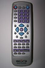 AKURA DVD PLAYER REMOTE CONTROL for ADV15S battery hatch missing