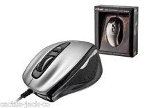 Nueva confianza Silverstone Laser Mouse, 6 botones, 1600 Dpi
