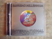 SanRemo millennium festival anni 80 - 90    cd come nuovo