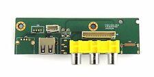 Hiteker MSAV3719-K3 AV Input / HDMI Side Board 303C3211051 , TV3211-ZC22-01(A)