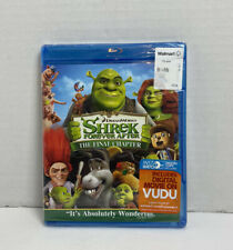 Shrek Forever After The Final Chapter Blu Ray Brand New Factory Sealed