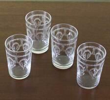 Set of 4 Charming Vodka Small Glass