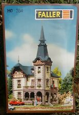 FALLER CHALET #364  HO SCALE BUILDING Germany NEW MINT Parts Assembly Box.