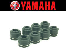Set of (8) Intake & Exhaust Valve Stem Seals Yamaha XJ600S Seca II 1992-1998