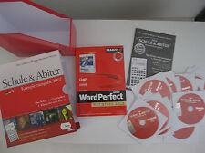 Lernpaket Schule & Abitur 2007/8  PC CD/DVD  Franzis Verlag  TOP Zustand - FFM _