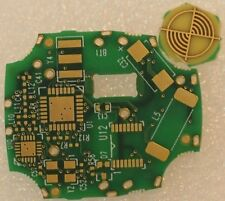100 pc's - 28mm x 33mm each PCB for gold recovery/scrap