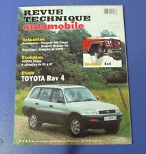 Revue technique automobile rta 579 (1997) Toyota rav 4