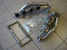 Ford Mustang GT Boss 302 Laguna Seca 5.0L V8 11-14 Short Tube Exhaust Headers
