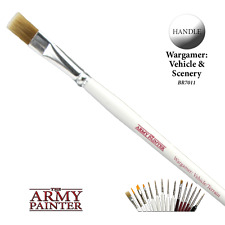 The Army Painter BR7011 Wargamer Vehicle/Scenery Paint Brush 1st Class Post