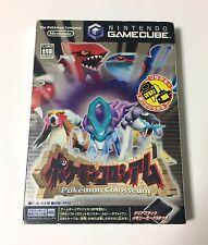USED GameCube GC Pokemon Colosseum JAPAN Nintendo import Japanese game