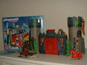 Playmobil Castle Knights - Medieval Castle Set 5738 - 100% Complete - Boxed.