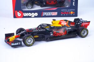 Max Verstappen Modellino F1 Red Bull RB15 1/43 Burago