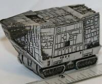 MICRO MACHINES STAR WARS SANDCRAWLER PEWTER COLOR