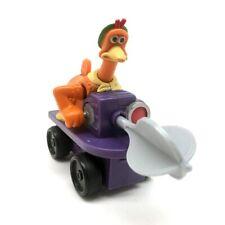 Chicken Run 'Ginger Eggstreme Escape' #1 Burger King Toy
