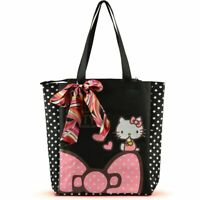 Hello kitty Canvas Handbag Large Space,shoulder bag for girls 4colors -FREE SHIP