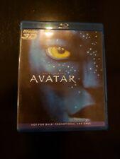Blu-ray Movie: Avatar 3D Panasonic Exclusive Release