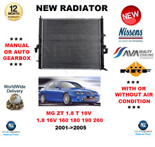 FOR MG ZT 1.8 16V T 16V 160 180 190 260 2001->2005 NEW RADIATOR ** OE QUALITY **