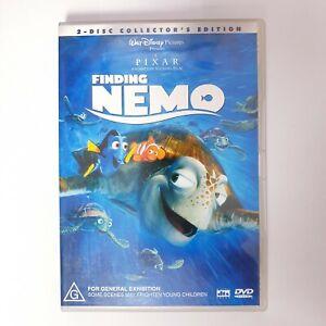 Finding Nemo Movie DVD Region 4 PAL Free Postage - Comedy Kids Family