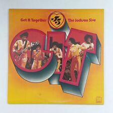 JACKSON FIVE Get It Together M783V1 LP Vinyl VG+ Cover VG+ near ++ Die Cut Sleev