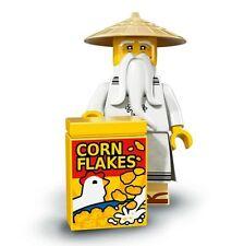 LEGO 71019 - Ninjago Movie - Master Wu - MINI FIG / MINI FIGURE