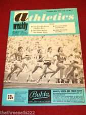 Weekly Athletics Weekly Sports Magazines in English