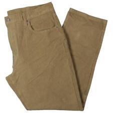 Levi Strauss & Co. Womens 502 Taper Regular Fit Stretch Corduroy Pants BHFO 9376