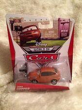 Disney Cars Cora Copper