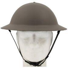 MFH Repro Tellerhelm Tommy WW II / Brodie Helmet Stahlhelm Helm Militärhelm Army