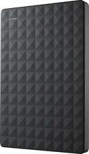 Seagate - Expansion 2TB External USB 3.0 Portable Hard Drive - Black