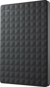 Seagate - Expansion 2TB External USB 3.0 Portable Hard Drive - Black