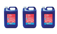 3 x 5 Litre Thick Bleach CleanPro Large Kills 99.9% of Germs | Cleaner Bulk Lot