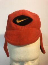 Toddler Nike Vintage Stocking Cap Hat Orange Swoosh