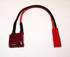 T-Plug Buchse auf JST Buchse Adapterkabel Lipo Adapter Ladekabel Akku Stecker
