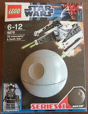Lego StarWars TIE Interceptor & Todesstern (9676) in OVP mit Bauanleitung