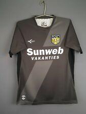 NAC Breda jersey medium shirt soccer football Kluup ig93