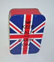 United Kingdom London Tin Box