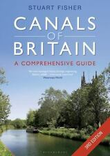 CANALS OF BRITAIN - FISHER, STUART - NEW PAPERBACK BOOK