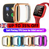Plating TPU Watch Case Cover Screen Protector For Fitbit Versa 2 Smart Watch UK*