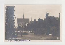 RPPC,Riga,Latvia (Russia),Birzas Komercskola,(Commercial School),1920s