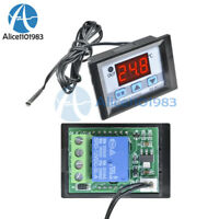 Digital DC 12V 10A LED Temperature Controller Thermostat Control Switch Probe