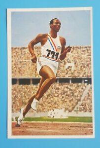 Olympics 1936 Jesse Owens USA 100m gold Muhlen Franck Original rare