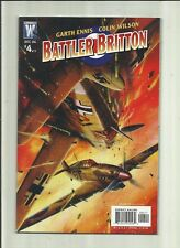 Battler Britton  #   4  .Wildstorm Comics.