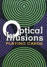Optical Illusions Playing Card Deck