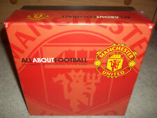 New Sealed Rare All About Football Manchester United Trivia Game NIB