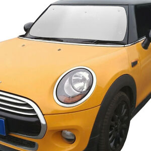 Fit For Mini Cooper 2-Door 2005-2013 Front Windshield Privacy Sunshade UV Block
