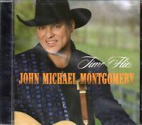 John Michael Montgomery - Time Flies (2008 CD) New