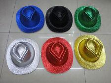 Glitter Cowboy Hat, Fancy Dress Party Hat