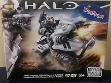 HALO UNSC GUNGOOSE MEGA BLOKS 97 PCS poseable incl. figure Noble six MA37 RIFLE